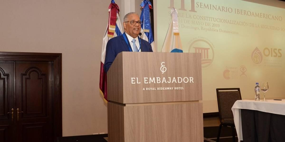 """Pérez Modesto: """"Resoluciones del CNSS garantizan avances y fortalecimiento de la Seguridad Social"""""""