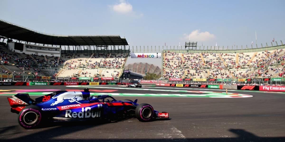 Peligra GP de México para 2020; se abre circuito de F1 en Holanda