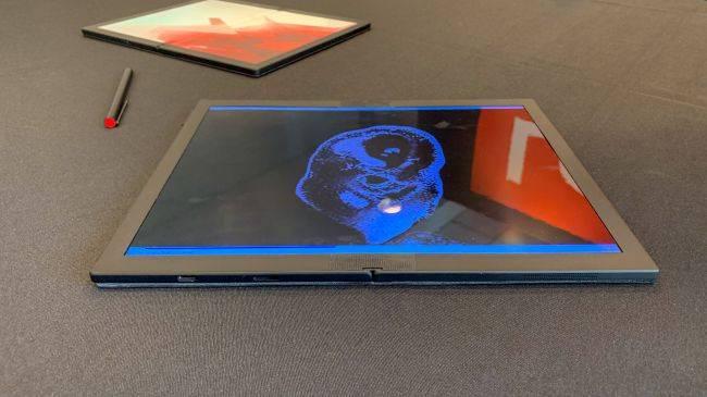 Lenovo revela su primer prototipo de tablet plegable: el ThinkPad X1