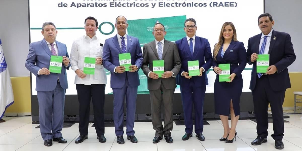 OPTIC regulará los Residuos Eléctricos y Electrónicos en el Estado