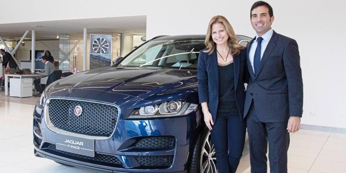 Soledad Onetto es la nueva embajadora de Jaguar