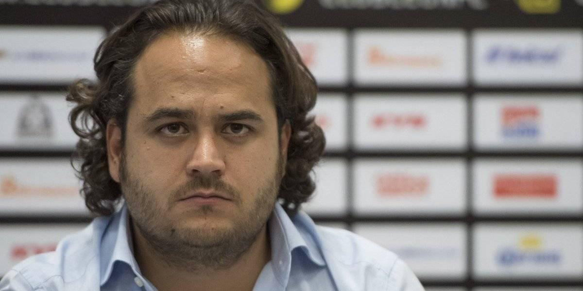 Jesús Martínez molesto por la premura de la cancelación