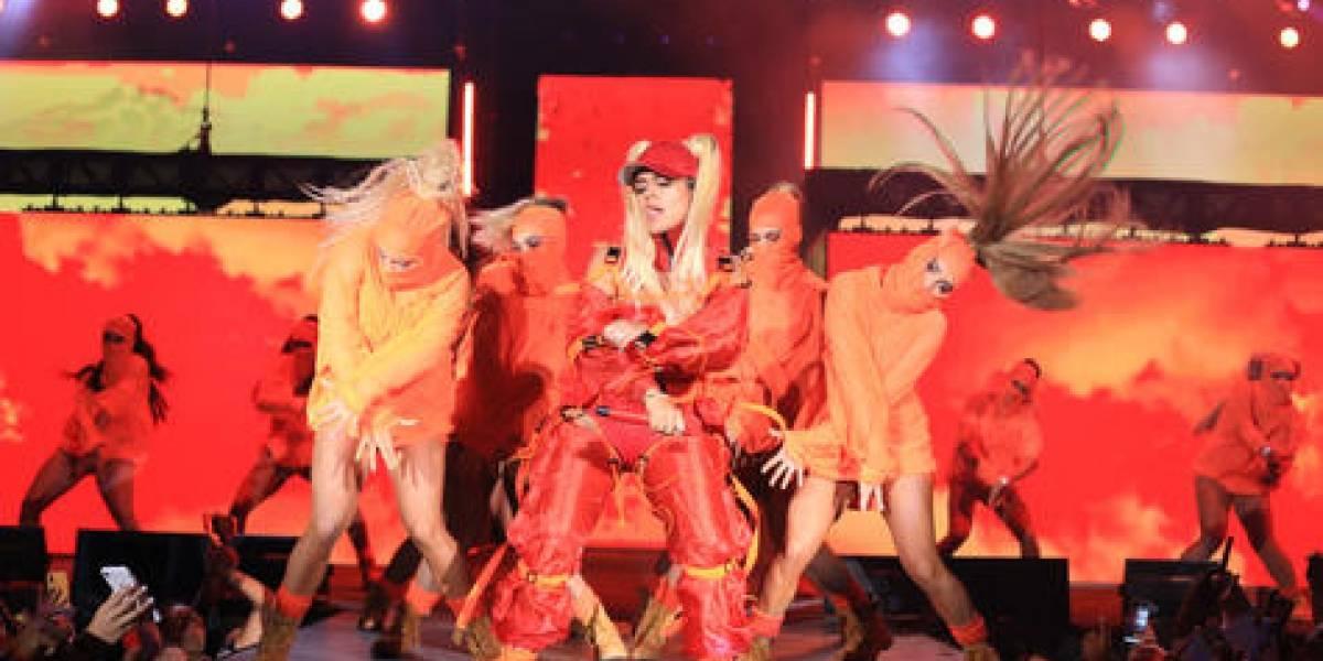 La música urbana retumbó en Premios Heat