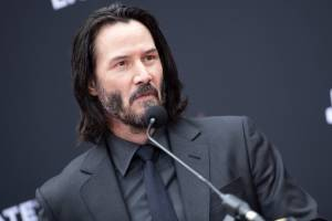 Keanu Reeves en Hollywood