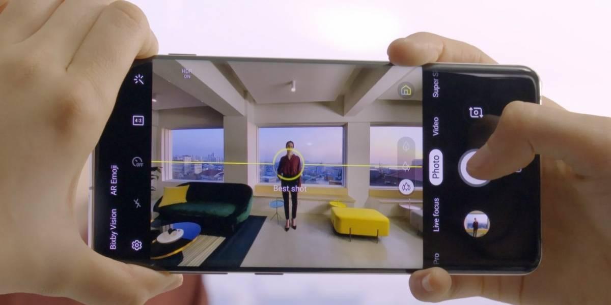 Samsung: Un fotógrafo profesional nos introduce a la tecnología del S10