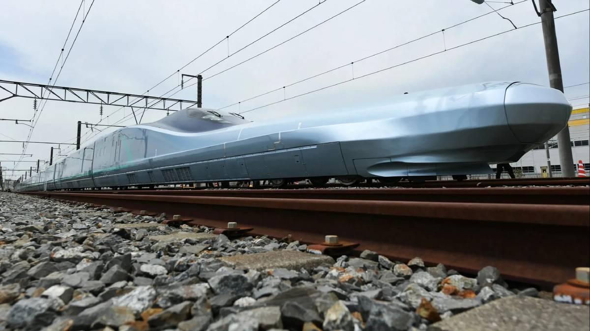 Japón tren 400 km/h