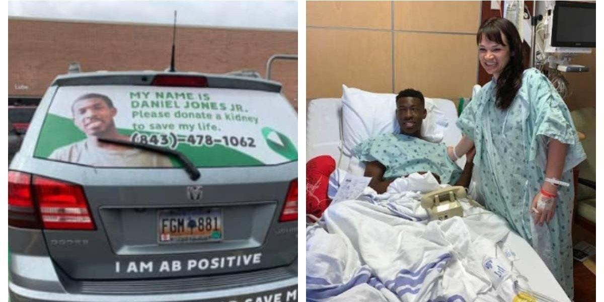 """""""No puedo pagarle, todo lo que puedo hacer es agradecerle"""": le dio un riñón a un desconocido luego de ver el desesperado pedido de ayuda de su madre"""