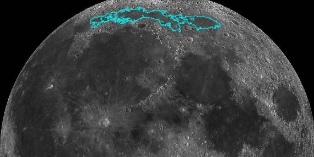 Idade avançada! Cientistas da NASA afirmam que a Lua está encolhendo