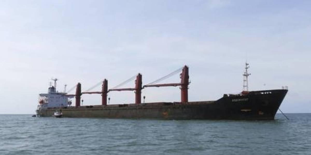 """Crece la tensión: Norcorea acusa de """"robo ilegal"""" a EE.UU. tras incautación de barco y anuncia que podrían haber """"consecuencias"""""""