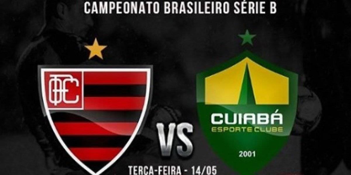 Série B 2019: como assistir ao vivo online ao jogo Oeste x Cuiabá