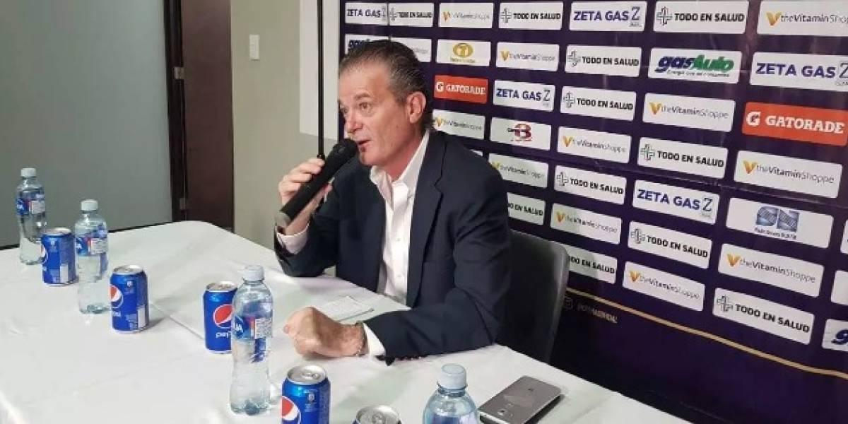 """Pedro Portilla anuncia su salida de los cremas: """"Me voy con un corazón blanco"""""""