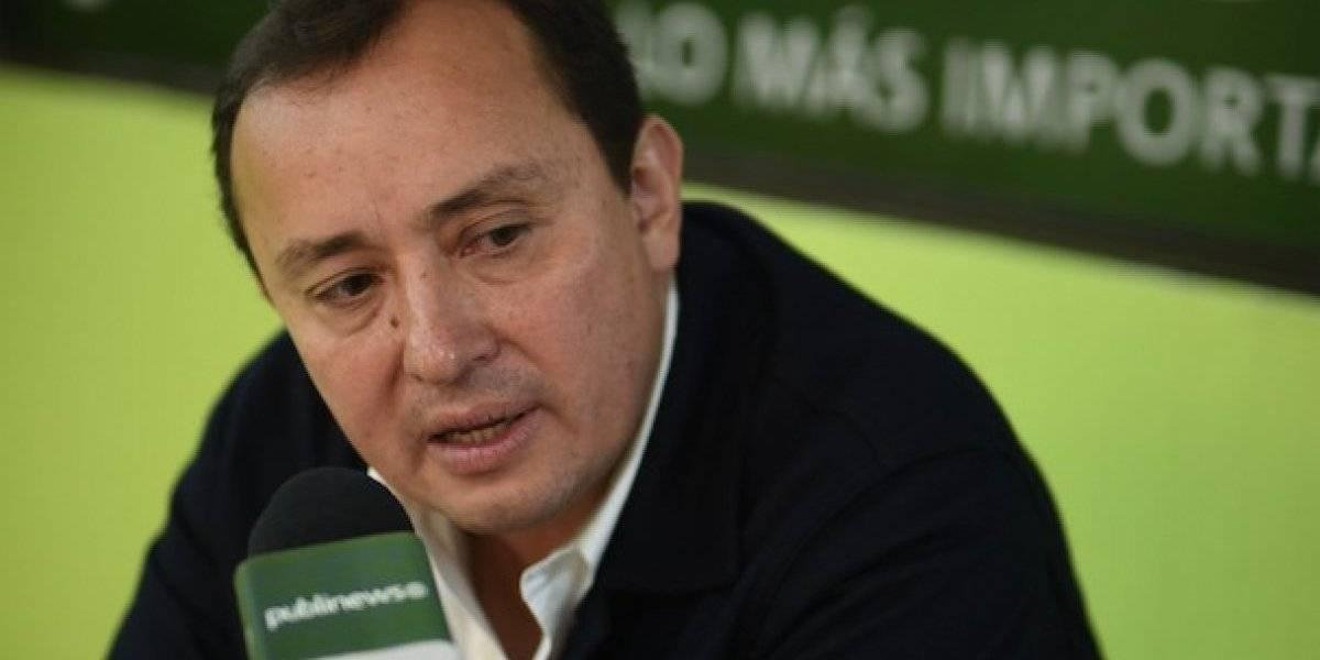 """""""No tiene ninguna factibilidad el aerómetro"""", Roberto González, candidato a alcalde de la capital por el partido Creo"""