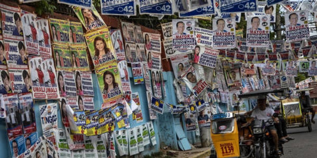 Filipinas: Rodrigo Duterte asegura la victoria en las elecciones de medio término
