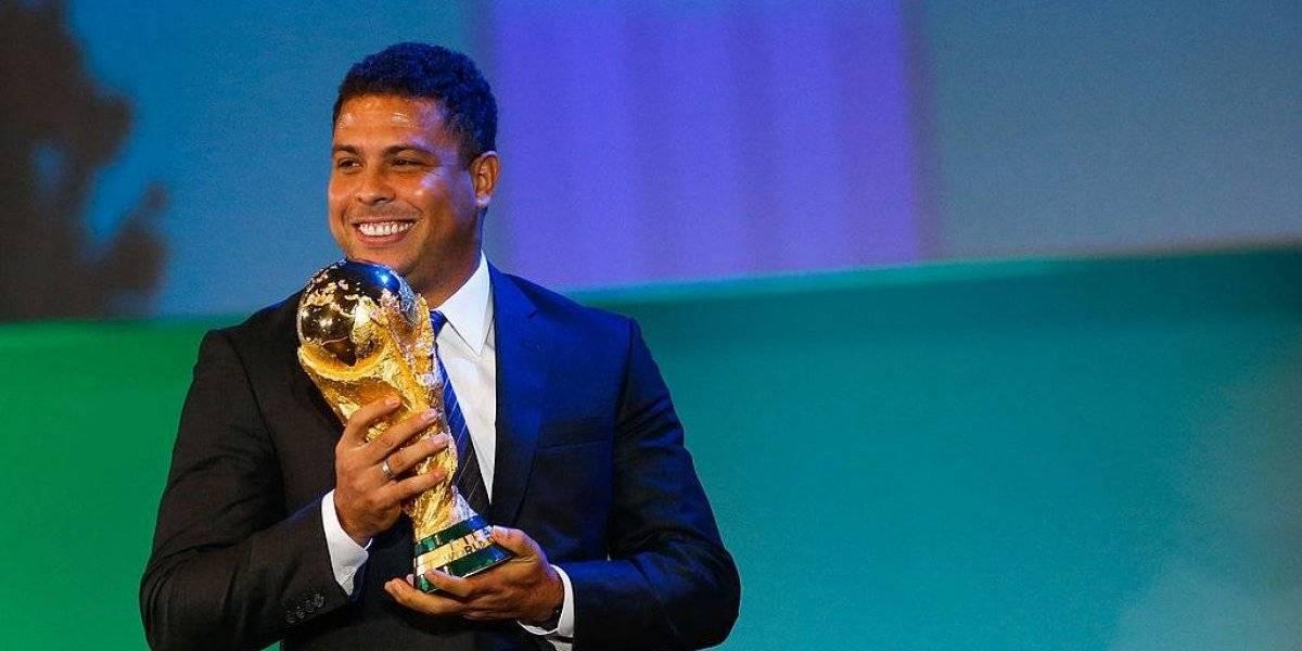 No recuerdo que nadie me defendiera cuando me llamaban gordo: Ronaldo