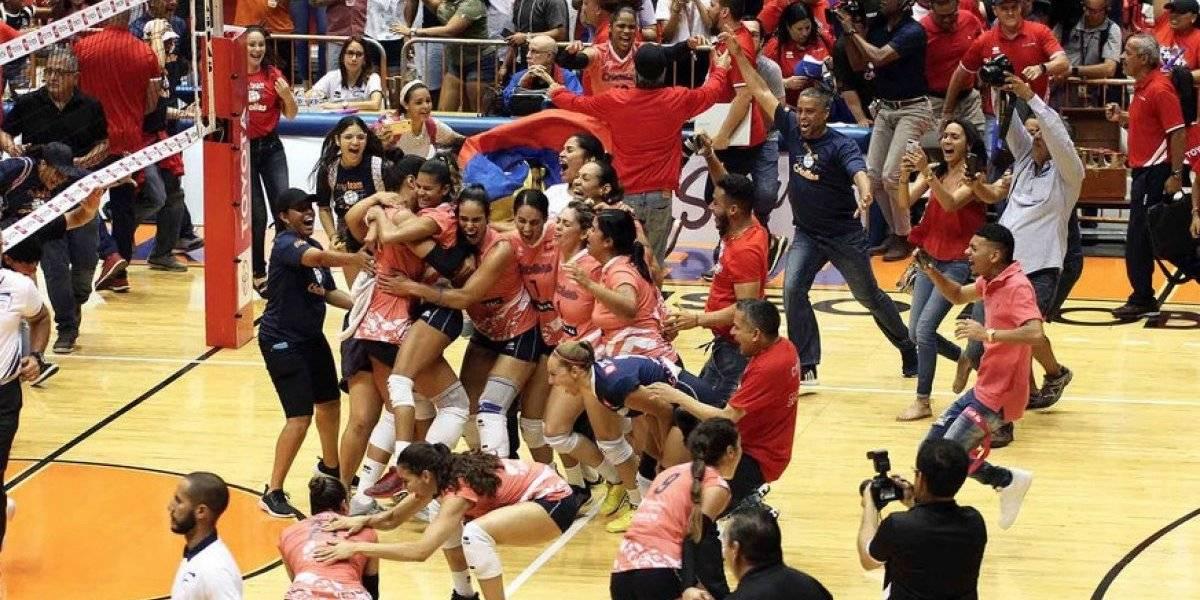 Criollas vencen a las Changas y logran su quinto título LVSF al hilo