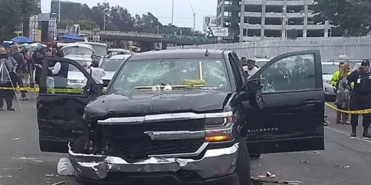 Hombre estadounidense atropella a 5 y huye en pickup en frontera de Tijuana