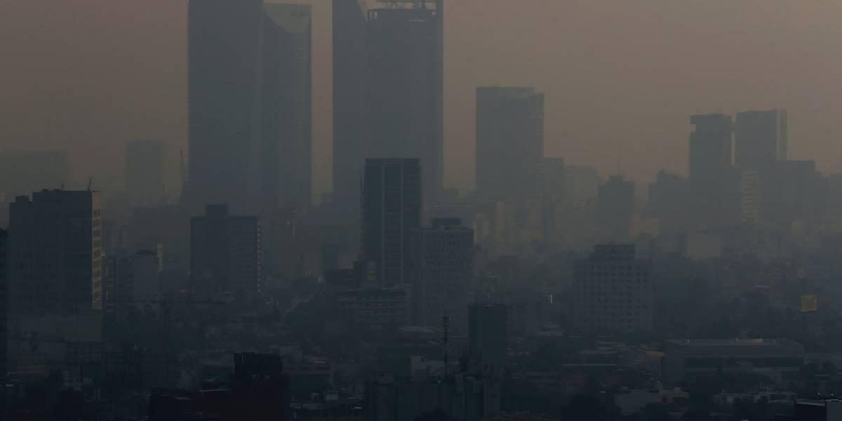 Contaminación en México afecta encuentros deportivos