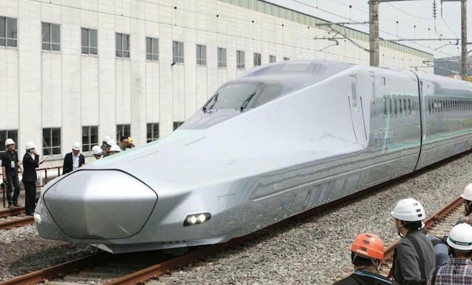 China construirá tren con levitación magnética que alcanzará increíbles velocidades