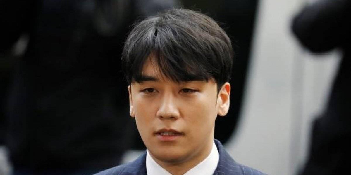 FOTO. Envían a prisión a estrella de K-pop por caso de prostitución