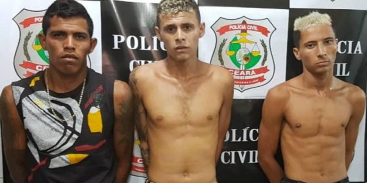 Vingadores do Ceará: delegada prende Homem Aranha, Lanterna Verde e Batman