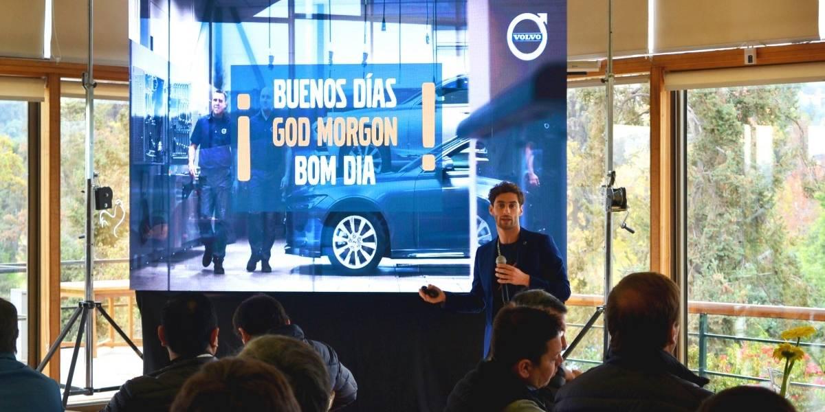 Volvo Cars Chile potencia su servicio de postventa con charlas