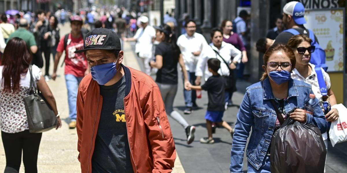 FOTOS. Declaran riesgo extraordinario por altos niveles de contaminación en Ciudad de México