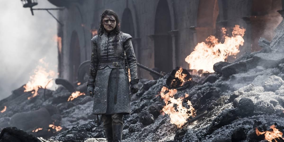 """""""Game of Thrones"""": éstas son las imágenes que adelantan el capítulo final de la serie"""