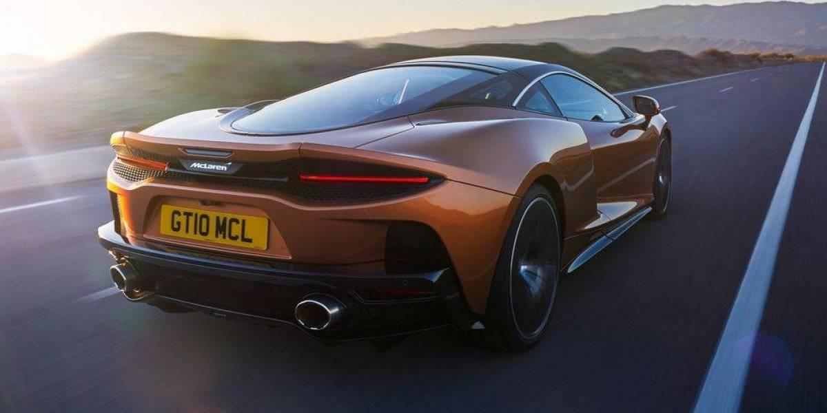2020 McLaren GT: confira as fotos do carro de luxo reveladas nesta quarta-feira
