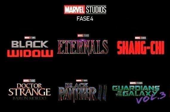 Películas de la Fase 4 de Marvel que podrían ser reveladas este verano