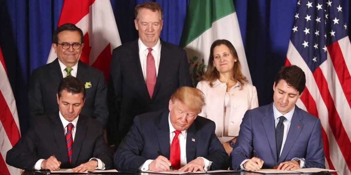 EE. UU. avanza en negociaciones comerciales con México y Canadá