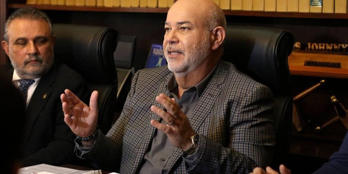 'Johnny' Méndez pide al Congreso detener recortes a las pensiones