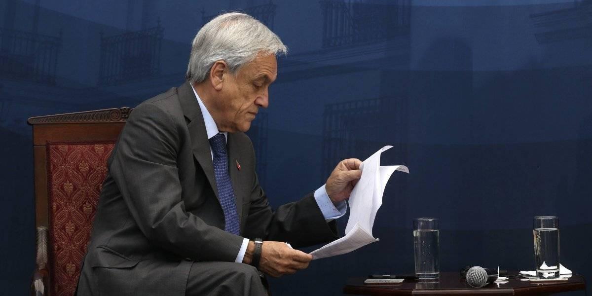 Piñera contra las cuerdas: las polémicas que complican al Presidente