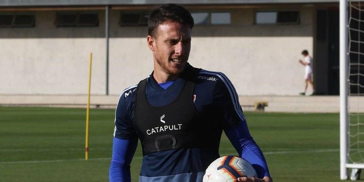 Angelo Henríquez es la nueva apuesta de Arias en la U para revivir su pasado goleador ante Colo Colo
