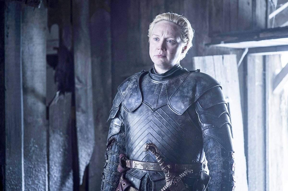 Gwendolinie Christie Brienne de Tarth Game of Thrones