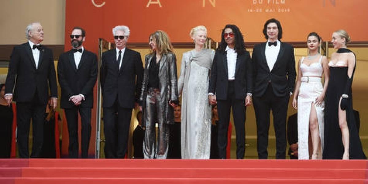 Cannes: Las estrellas de 'Dead Don't Die' y su amor por los zombies