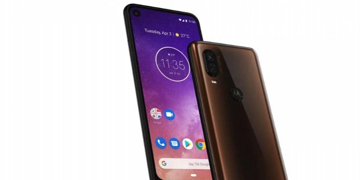 Motorola One Vision: Conoce este extraño celular alargado hecho con piezas Samsung