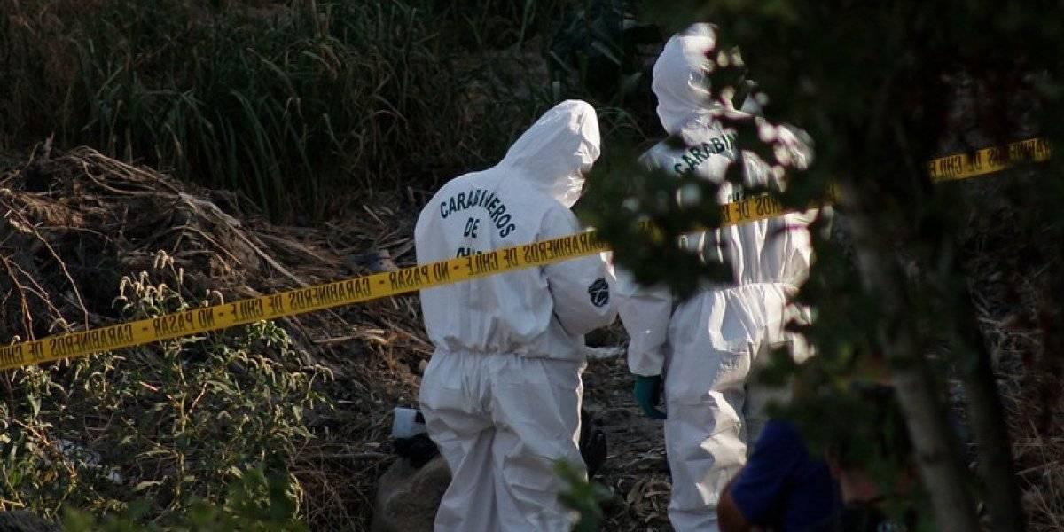 Carabineros encontró el cádaver mutilado de un hombre en Carahue