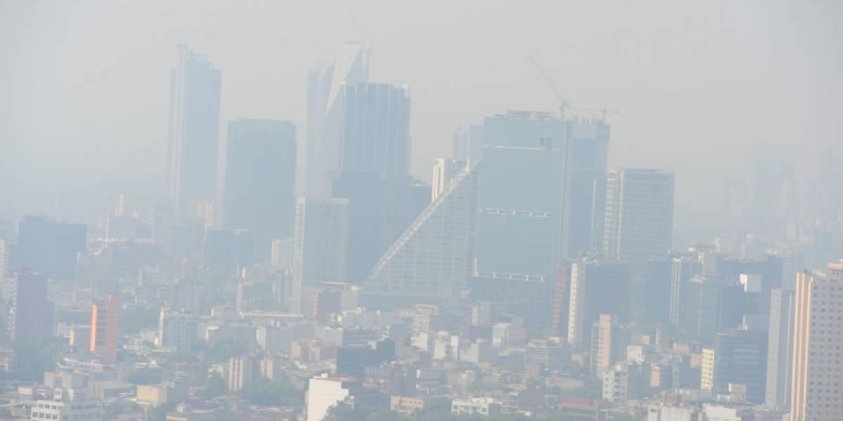 Se suspenden clases en México debido a la contaminación