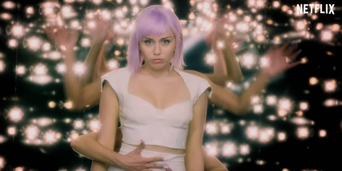 """Miley Cyrus habló sobre su personaje en capítulo de Black Mirror: """"Es realmente oscuro"""""""