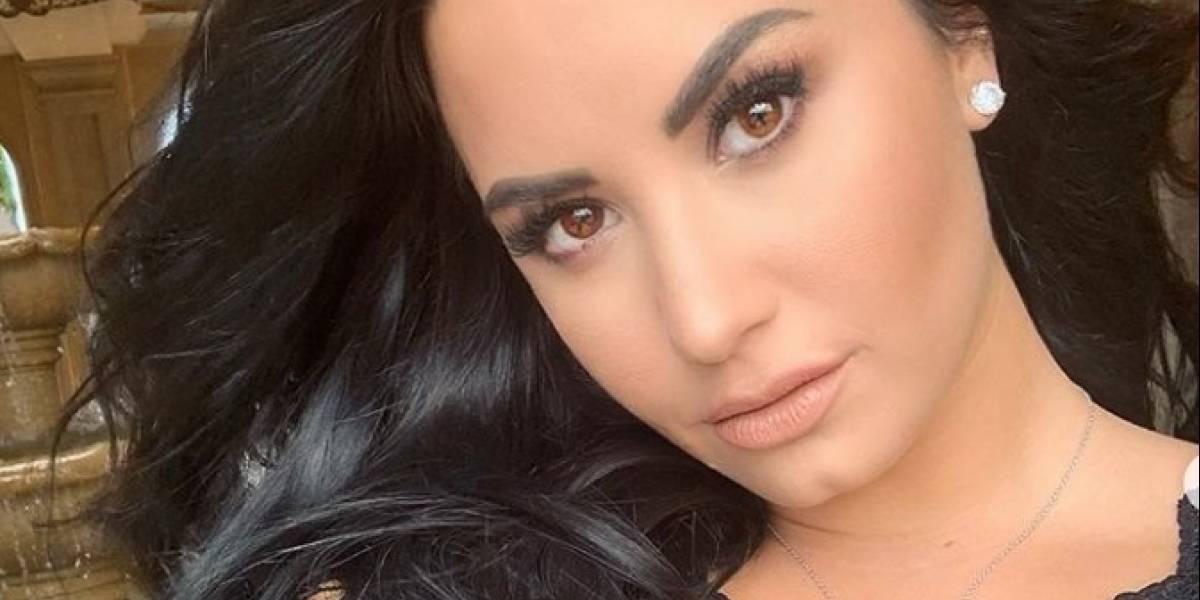 Demi Lovato se muestra en traje de baño y sus fans enloquecen