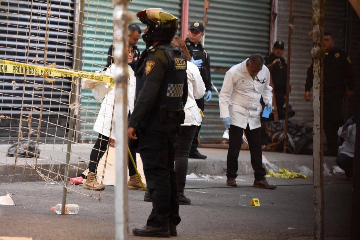 Asesinato colonia Morelos