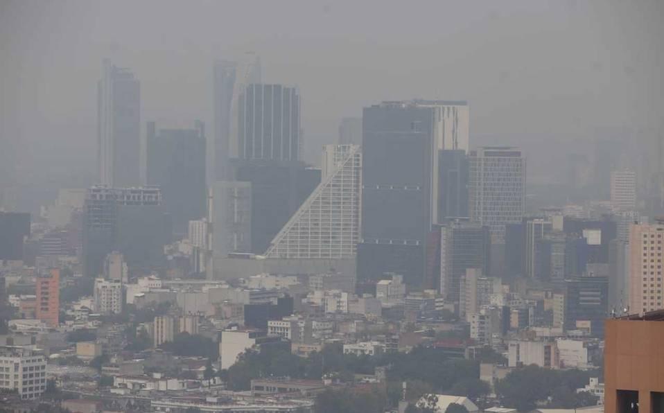 Contaminación México