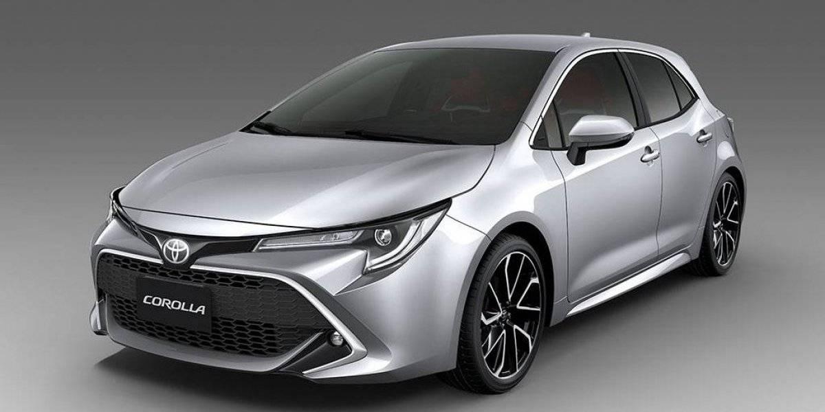 Con un Corolla Sport más agresivo, Toyota ataca el mercado de los hatchbacks