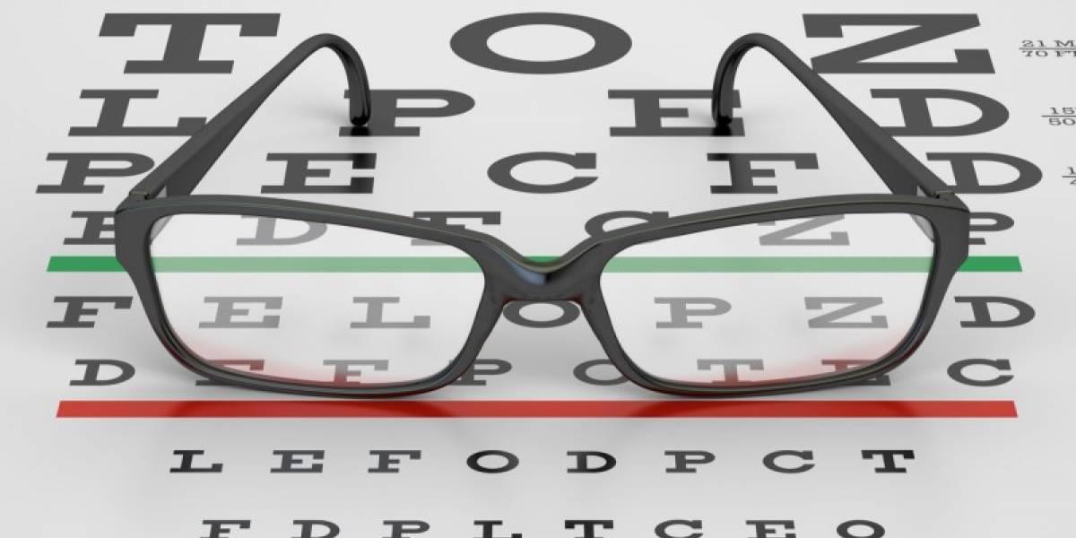 Un examen de la vista se vuelve viral en redes sociales