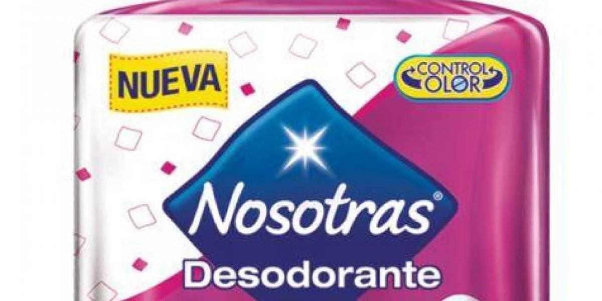 Nosotras presenta al mercado sus las nuevas toallas 'Nosotras Invisible Desodorante'