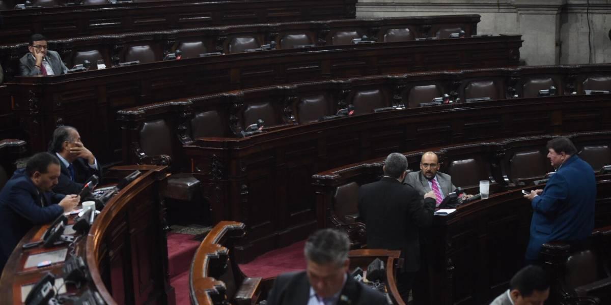 Diputados se van a receso sin mayores resultados a favor de la población