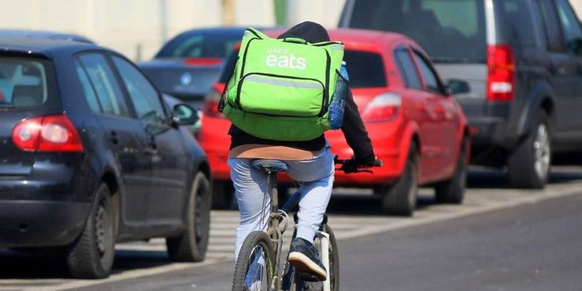 Ser repartidor de comida en bicicleta: un peligro latente en CDMX