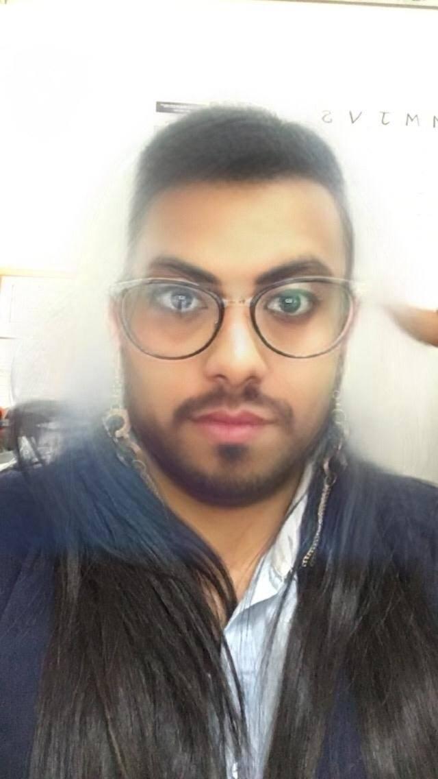 Filtro de cambio de género de Snapchat Captura de pantalla