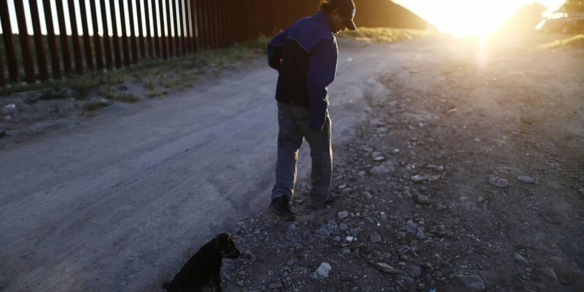 Encuentran cadáver de niña en frontera de EU con México