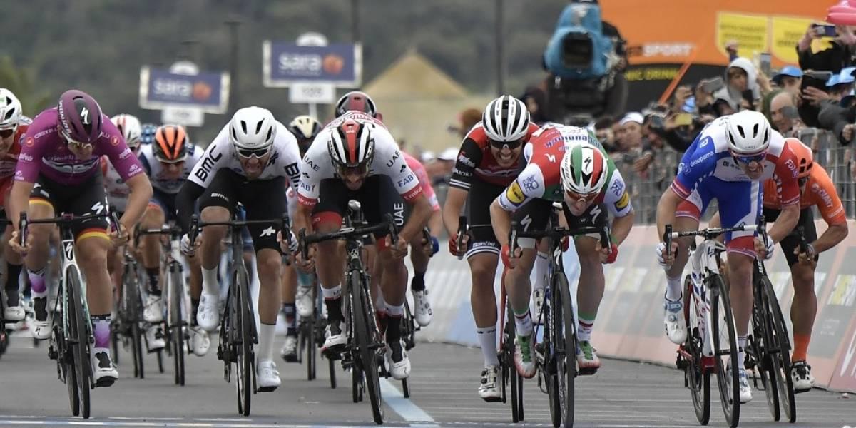 Caleb Ewan ganó la undécima etapa del Giro de Italia